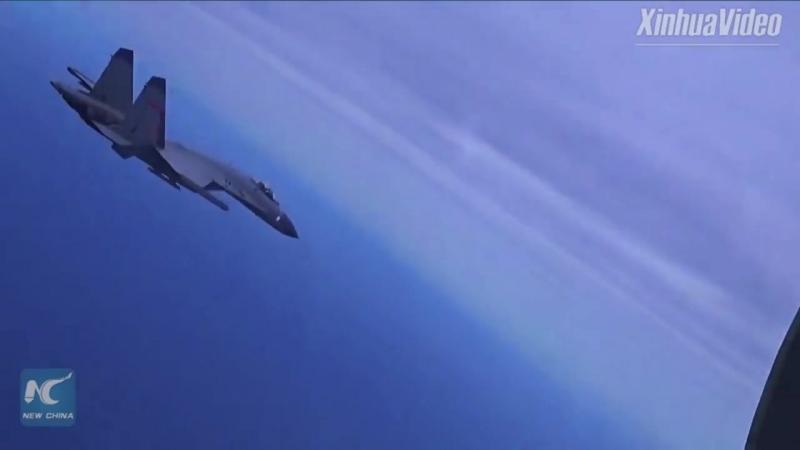 Лучшие летчики Китая – Первое летное подразделение ВВС НОАК