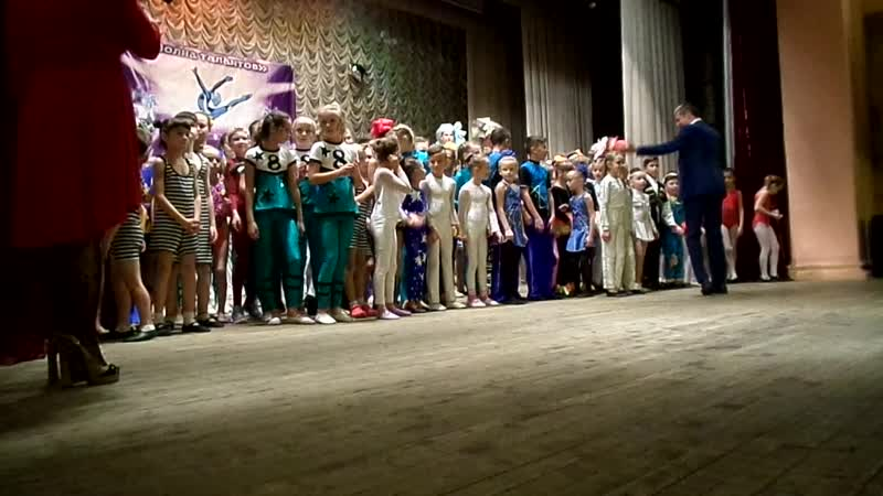 20.10.2018 г. Волна талантов г. Харьков награждение 2 часть
