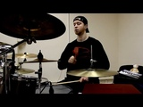 Ghostface Killah &amp Adrian Younge - The Sure Shot (parts 1 and 2) Drum Cover by Alexander Dovgan'