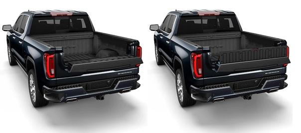 Новый пикап GMC Sierra предложил уникальные опции Пикап GMC Sierra это более статусная и дорогая версия народного трудяги Chevrolet Silverado. Но если прежде обе модели всегда выходили в свет