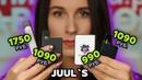 Сравнение JUUL`ов | JUUL vs Demon Killer vs LIO vs SHUOPAI Revo
