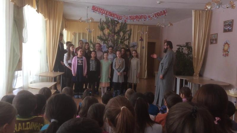 Посещение социально-реабилитационного центра для несовершеннолетних «Данко