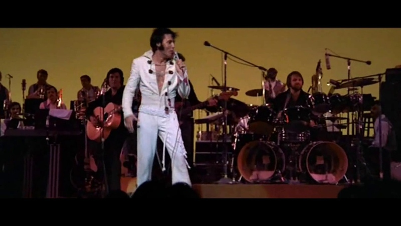 Elvis Presley - Rock 'N' Roll Medley - Don't Be Cruel, Blue (White) Suede Shoes, All Shook Up