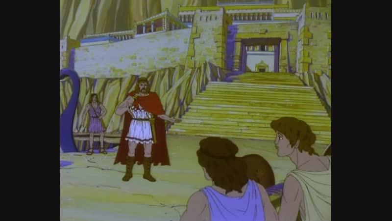 Разрушение Трои и приключения Одиссея. Destruction of Troy and adventures of Odysseus (1998)