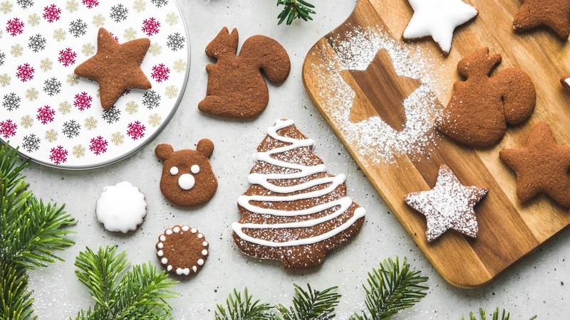 Pierniczki świąteczne 🎄 Przepis dla dużych i małych! ✨