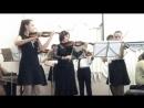 А .Вивальди Концерт ля минор .Ансамбль Забава .