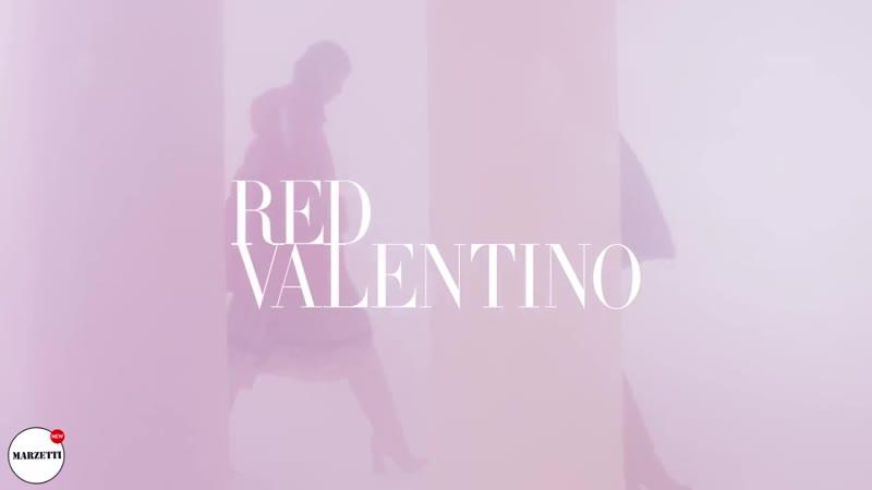 REDValentino FALL WINTER 2018 19 MAIN COLLECTION