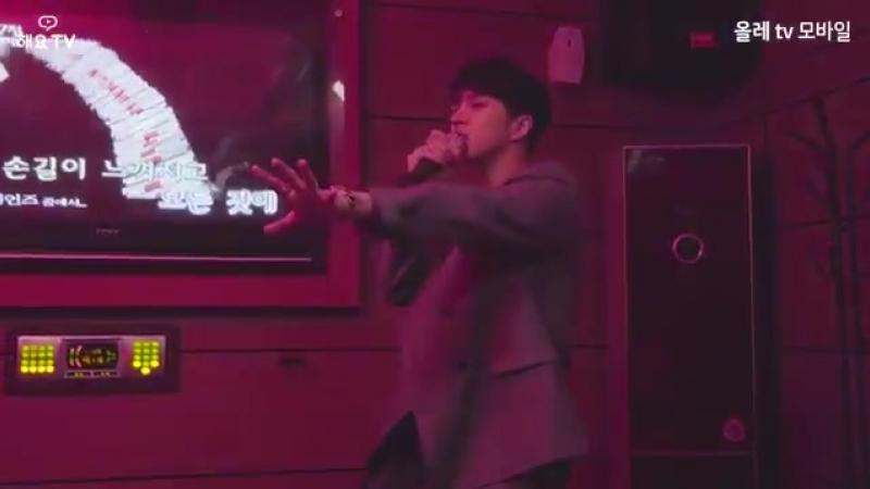 [VID] 181009 VIXX KEN 빅스 켄 the web drama Tofu Personified Karaoke behind unreleased