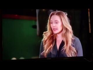 ENTREVISTA — Lizzie para Disney Insider