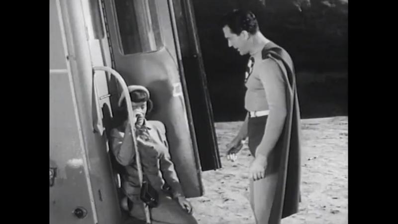 Атомный Человек против Супермена 12 серия (перевод den904)