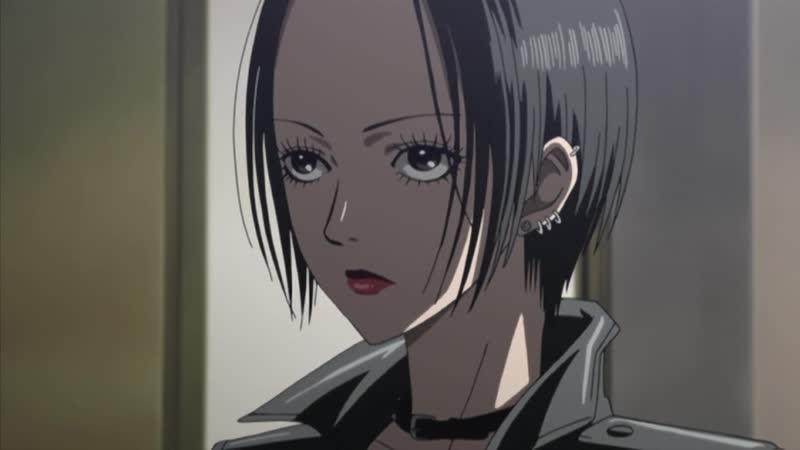 Нана NANA 1 серия Озвучка MiraiDuB