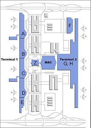 Местоположение станции