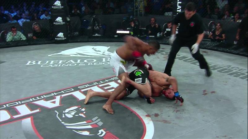 Bellator MMA Moment: Douglas Lima KOs Chris Lozano