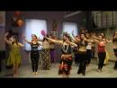 Флешмоб 'Ori Tahiti Maohi Tribe Co Silver Rose Disney Party