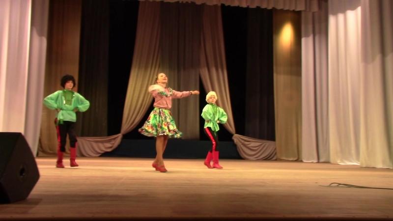 Варенька Отчетный концерт ДК МГОКа 16/03/18