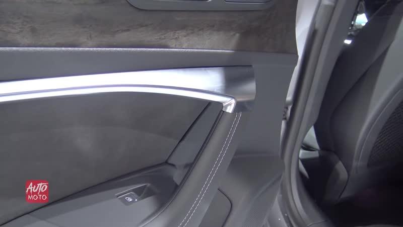 2019 Audi A7 Quattro - Exterior And Interior Walkaround - 2018 LA Auto Show