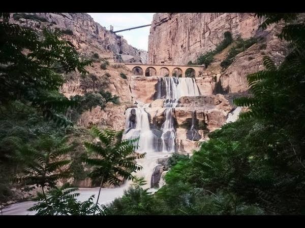 красивый и живописный туристический город который вы не знаете Constantine Algeria