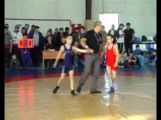 Открытый чемпионат Юждага по вольной борьбе