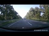 Авария на трассе Чернигов - Киев.