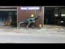 Москва. Миньоны. Тиранозавр