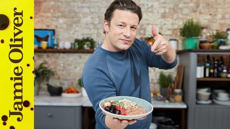 BEST BIRCHER MUESLI Jamie Oliver