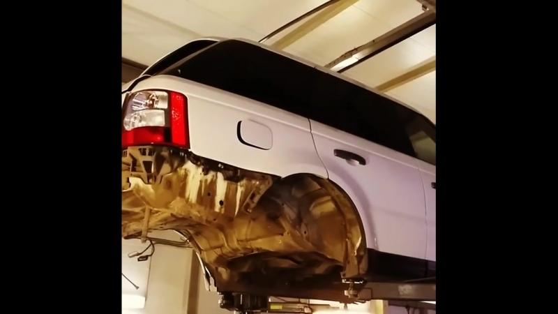 Ремонт Land Rover в Zet-avto