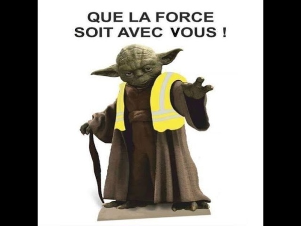 JOYEUX NOEL - QUE LA FORCE SOIT AVEC VOUS