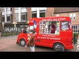 UK: Nerve agent attack shopping mall reopens in Salisbury