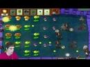 Mr DeKart ЗОМБИ АТАКУЮТ НОЧЬЮ! - Plants Vs Zombies Растения Против Зомби 3