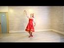 """Русский танец """"Чернобрый-черноокий"""""""