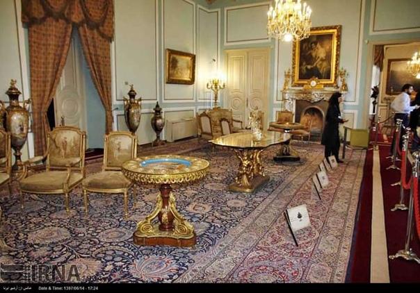 Мраморный дворец в иранском Рамсаре Мраморный дворец, один из прекраснейших исторических объектов в период правления династии Пехлеви, был построен в иранском городе Рамсаре на севере страны в