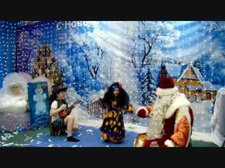 цыганочка на новогоднем шоу в уникальном ребенке