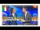 Italie: Sarkozy ridiculisé par une TV italienne