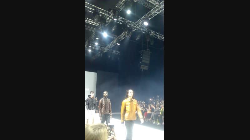 Moscow Fashion Week ILIYA SHIYAN