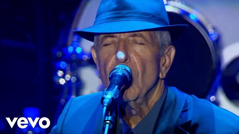Leonard Cohen - Famous Blue Raincoat (Live in Dublin - edited)