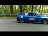 Acura RSX горная гонка Сочи