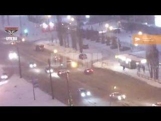 ДТП на пер. ул. М. Жукова - Б. Бикбая Уфа.
