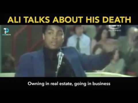 Мухамед Али об исламе