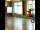 Вот с кем было бы интересно покататься на велосипеде!... Посмотрите до конца, я думаю это Вас вдохновит...