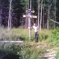 Анкета Денис Ломакин
