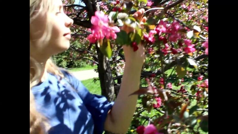 Леночка. Девочка-Весна
