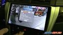 Мультимедиа на системе Андроид с диагональю 10 дюймов в Toyota Camry V50