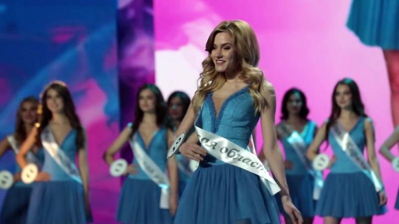 Финал Мисс Россия 2018_ Закулисье _ Miss Russia 2018 Backstage