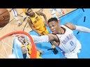 Utah Jazz vs OKC Thunder - Full Game Highlights | Game 2 | April 18, 2018 | NBA Playoffs