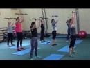 Силовая групповая тренировка в спорт-клубе Гладиатор