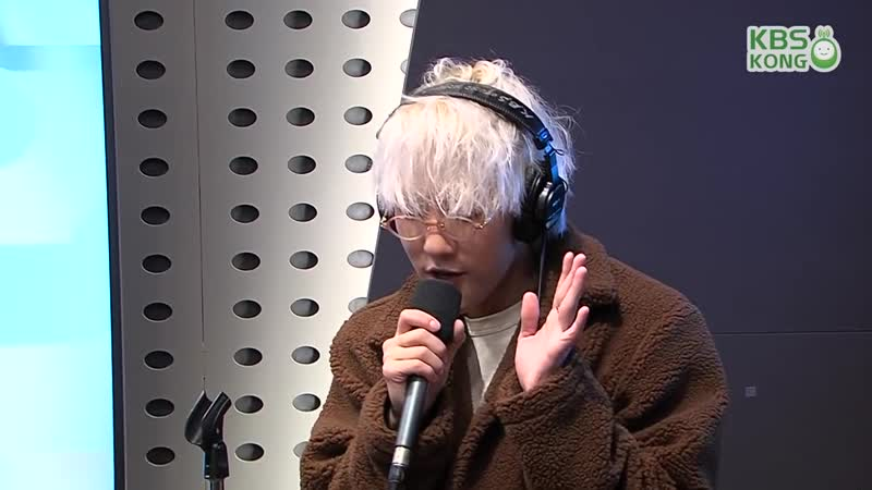 [RADIO] KBS Cool FM with Zion.T (17.10.2018)