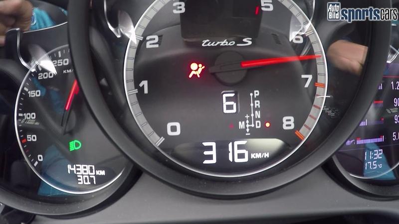 0-357,7 km/h: 9ff 911 Turbo F91 - Papenburg 3000 - AUTO BILD SPORTSCARS