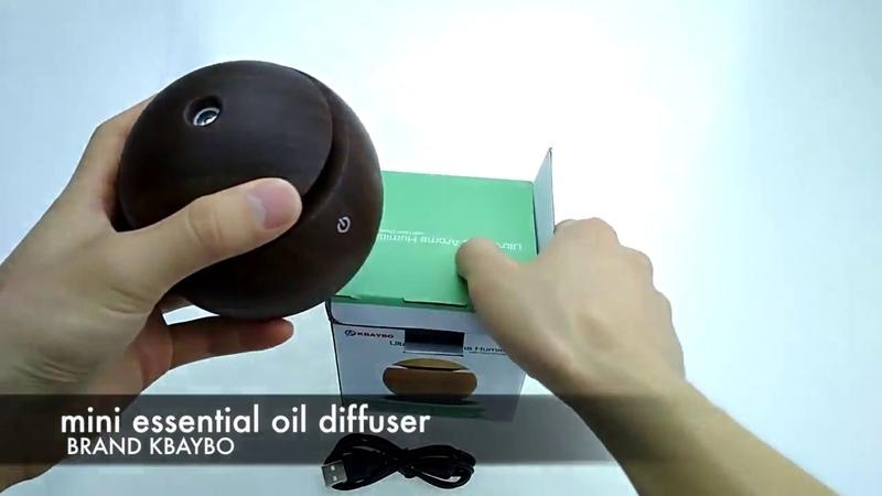 Увлажнитель воздуха с AliExpress Humidifier