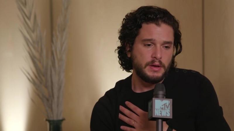 Ксавье Долан, Кит Харингтон и Тэнди Ньютон для «MTV»   TIFF 2018