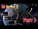 Panggilan Darurat Justice League - Lego Batman 3 Beyond Gotham